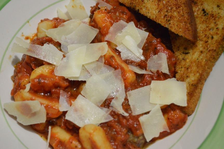 Gluten-Free Homemade Gnocchi