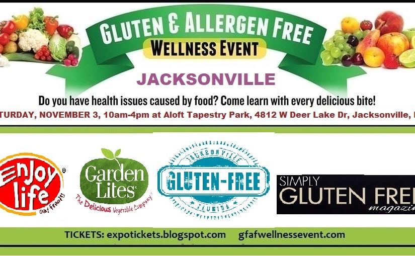 Gluten & Allergen Free WellnessEvent