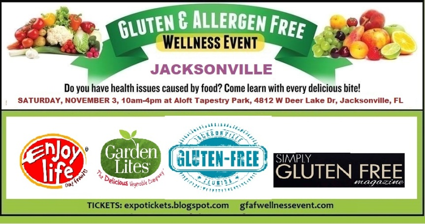 Gluten & Allergen Free Wellness Event