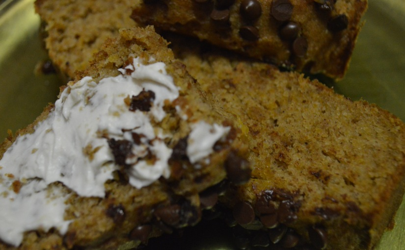Sensible Pumpkin Bread